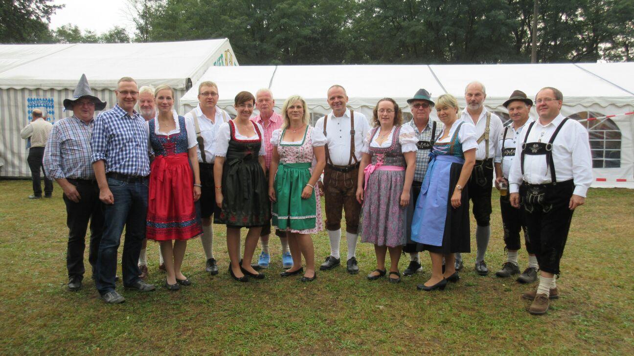 Oktoberfest in Barnewitz